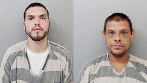 Arresta Policía a 2 hampones pendientes