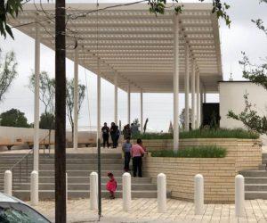 'Estrena' familia nuevo Consulado de EU en Matamoros y les niegan la visa