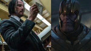 John Wick hace polvo a los Avengers en las taquillas… ¡En su primer fin de semana!