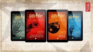 J. K. Rowling anuncia el lanzamiento de cuatro nuevos libros de Harry Potter