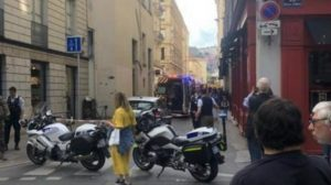 Explosión en el centro de Lyon, Francia, deja 8 heridos; habría sido coche bomba
