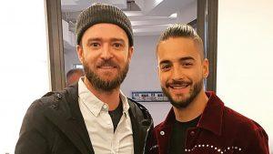 VIDEO: Maluma quiere hacer dueto con Justin Timberlake