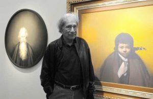 Muere Rafael Coronel, pintor y yerno de Diego Rivera