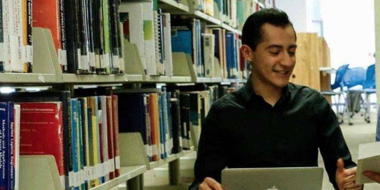 9 importantes universidades de Estados Unidos pelean por este estudiante mexicano