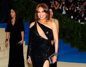 Thalía estará en la Met Gala
