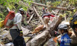 Encuentran muerta a estudiante desaparecida en volcán Iztaccíhuatl