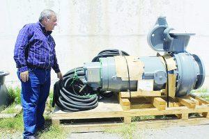 Sin agua, la mitad   de Nuevo Laredo