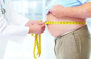 Obesos, 8 de 10 hombres, en Laredo, Tx