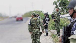 Cierran puerta  sur de México