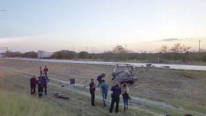 VIDEO: Se matan dos en carretera Mex 2