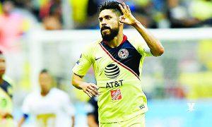 Oribe Peralta deja al América para jugar con el Guadalajara