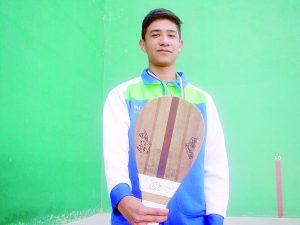 Luis Gabriel Villafuerte obtiene Bronce en Olimpiada 2019 realizada en Guanajuato