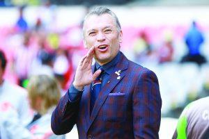 Chivas destituye a José Luis Higuera de dirección del equipo