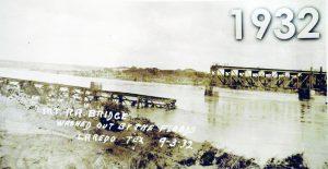Las inundaciones en Nuevo Laredo