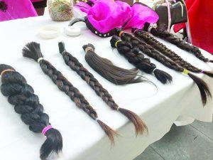 Organizan colecta de pelo