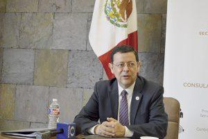 Asume Cónsul  de México