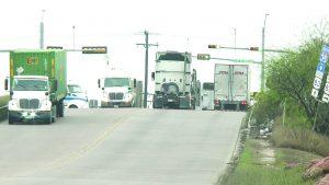 Cerrarán carriles en carretera I-35