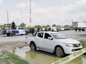 Balacera deja a 3 sicarios abatidos en Tamaulipas