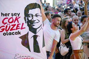 Oposición repite una victoria en Estambul