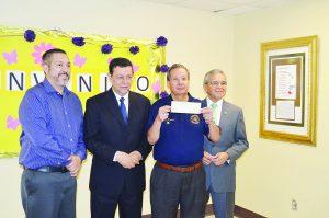 Apoyan a comunidades mexicanas en Laredo
