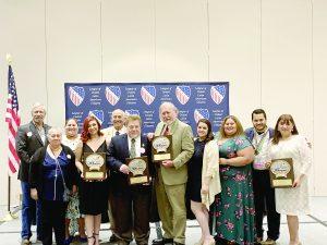 Premian a miembros de LULAC de Laredo