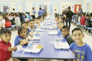 Habilitan 81 sitios para que menores tengan desayuno