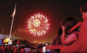 Realizarán festejo especial de 4 de julio