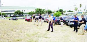 Instruyen   a Policía   en el uso   del taser