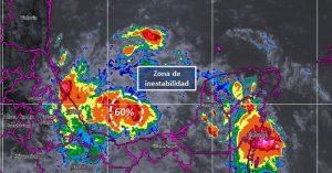 Alertan en Tamaulipas por posible ciclón