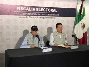 Recibe Fepade 158 denuncias; el 70% en Puebla