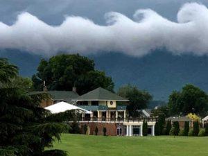 Aparecen raras nubes en forma de ola… ¡Tienes que verlas!