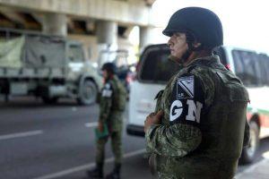 Llega Guardia Nacional a Reynosa