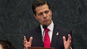 Indaga EU a Peña Nieto por soborno