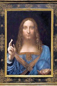 Encuentran obra de Da Vinci en lugar impensable