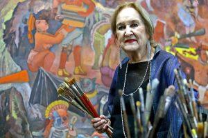 Así no era la voz de Frida Kahlo, dice asistente de Diego Rivera