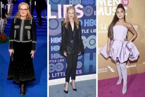 Meryl Streep, Ariana Grande y Nicole Kidman, juntas en musical de Netflix