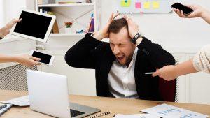 Buscan evitar estrés laboral