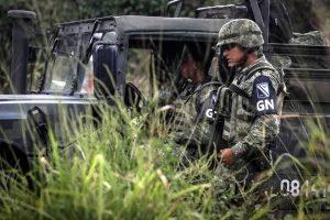 Coordina militar despliegue de Guardia Nacional en frontera sur