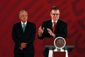 Evaluarán México y EU acciones en 45 días