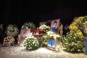 Homenajean a Edith González