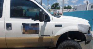 Caen 5 por desmantelar antenas en Reynosa