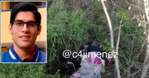 Atado con cables y envuelto en bolsas hallaron a Norberto