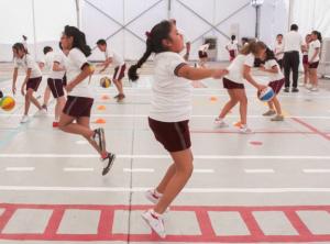 Educación física estuvo olvidada, pero ahora será prioridad: SEP