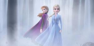 Revelan póster de Frozen II