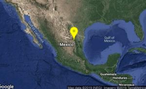 """Registran sismo """"inusual"""" de intensidad 4.2 en Nuevo León"""
