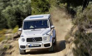 Nueva Mercedes-Benz Clase G 2020, la máxima expresión de lujo y poder