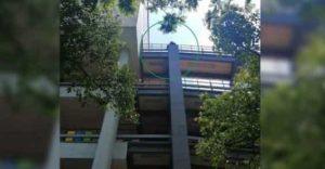 Estudiante de la UNAM trata de suicidarse por no pasar examen
