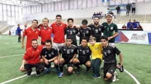 Selección mexicana de ciegos y débiles visuales logra el tercer lugar en Copa América