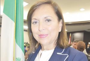 María Cristina Díaz  sigue pisando fuerte