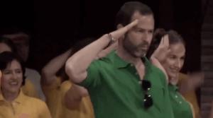 VIDEO: Hijos de Carlos Salinas bailan en cumpleaños de líder de secta sexual